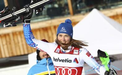 Petra Vlhová skončila štvrtá v obrovskom slalome na Svetovom pohári. Víťazstvo jej ušlo len tesne