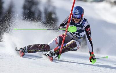 Petra Vlhová získala striebornú medailu na majstrovstvách sveta