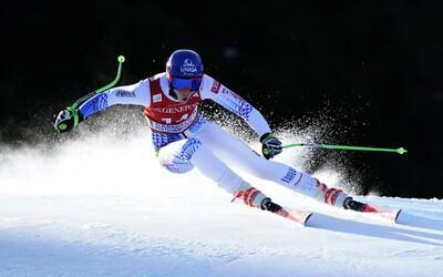 Petre Vlhovej tesne ušlo víťazstvo v obrovskom slalome v Kranjskej Gore, skončila druhá