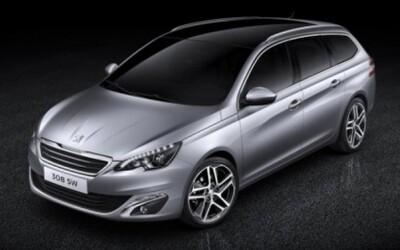 Peugeot 308 SW: Golf zostrelený, Octavia na muške!