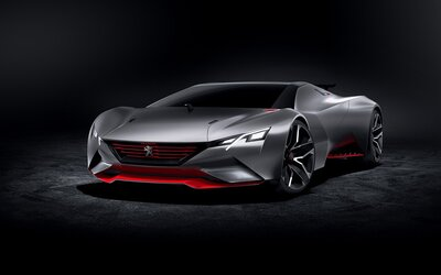 Peugeot opäť pritvrdzuje. Francúzsky 875-koňový superšport dá stovku za 1,73 sekundy!