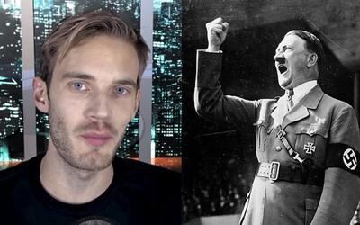 PewDiePie čelí obvineniu, že propaguje nacizmus. Youtuber sa však svojim kritikom vysmial