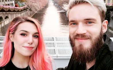 PewDiePie se zasnoubil! Svoji přítelkyni požádal o ruku během výletu v Japonsku