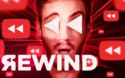 Pewdiepie spravil opäť vlastný YouTube Rewind a ľudia sú nadšení. Za 24 hodín má takmer 2 000 000 lajkov