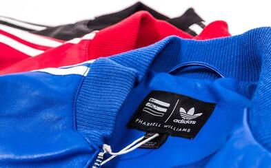 Pharrell konečne posúva prvú kolekciu s adidas Originals