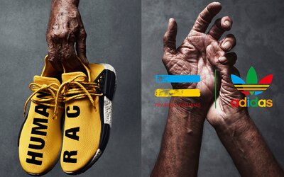 Pharrell otevírá novou kapitolu tenisek adidas Originals NMD svým releasem Human Race