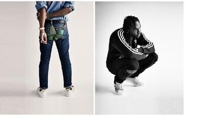 Pharrell, Pusha T a další hvězdy adidasu v lookbooku Original Superstar