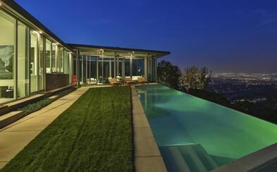 Pharrell se stěhuje. Za téměř 7 milionů eur si přivlastnil vilu v Los Angeles s nepřekonatelným výhledem