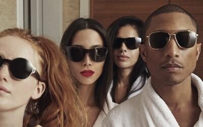 Pharrell Williams vydáva po 8 rokoch sólový album