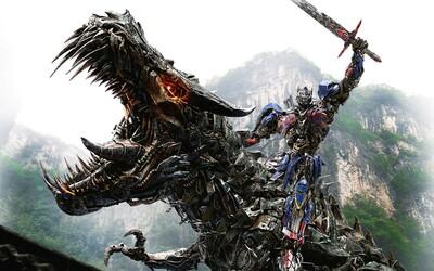 Piati Transformeri ovládli svetové kiná, doma sú na hanbu a dosahujú tak najslabšie otváracie tržby v histórii celej filmovej ságy (Box Office)