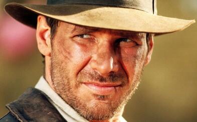 Piaty Indiana Jones sa zaobíde bez pomoci Georga Lucasa