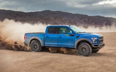 Pick-up od Fordu je už 38 rokov po sebe najpredávanejším autom v USA