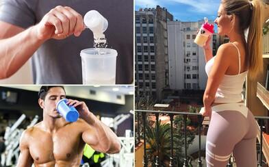 Pijeme proteín po tréningu úplne zbytočne?