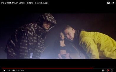 Pil C a Speezy posielajú vianočné prekvapenie v podobe videoklipu na spoločnú vec Sin City z albumu HYPE