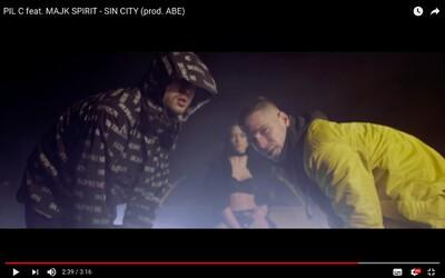 Pil C a Speezy posílají vánoční překvapení v podobě videoklipu na společnou věc Sin City