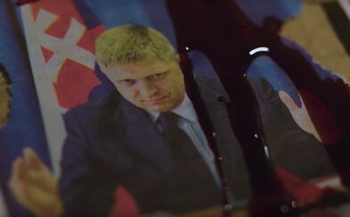 Pil C dissuje slovenský politický systém, korupci, mafii a úchylné kněze. Poslouchej Peroxid 3