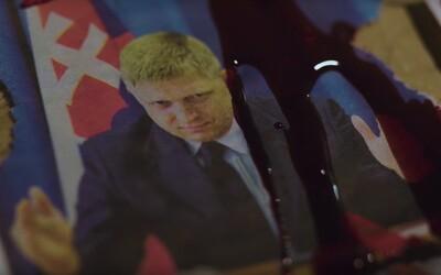 Pil C dissuje slovenský politický systém, korupciu, mafiu a úchylných kňazov. Počúvaj Peroxid 3