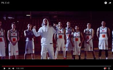 Pil C predstavuje basketbalovú hymnu pre tím z Prievidze, ktorý aktuálne bojuje o titul majstra Slovenska