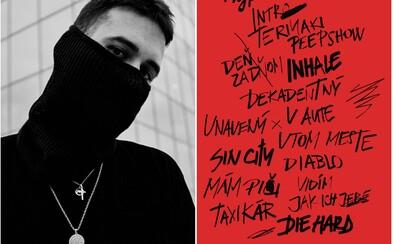 Pil C zverejňuje všetky skladby z albumu. Počúvaj spolupráce s Mojou Rečou, Fobia Kidom či Speezym