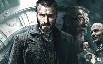 Pilot seriálového Snowpiercera zrežíruje Scott Derrickson, režisér Doctora Strangea s hororovou minulosťou