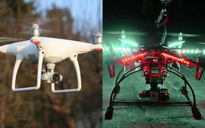 Pilotem se můžeš stát za pár minut. Podívej se, jak vybrat dron a na co si dát pozor