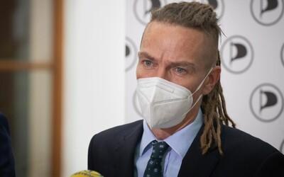 Pirát Bartoš: Jsem připraven být příštím českým premiérem