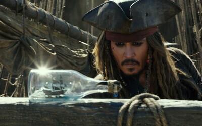 Piráti z Karibiku vydělali za první víkend 270 milionů a i popáté se tak vezou na vlně finančního úspěchu (Box Office)