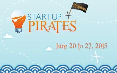 Pirátska loď plná startupov zakotví v Bratislave už 20. júna