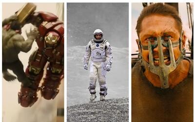 Pirátské stahování je na vzestupu. Které filmy se v roce 2015 stahovaly nejčastěji?