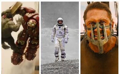 Pirátske sťahovanie je na vzostupe. Ktoré filmy sa v roku 2015 sťahovali najčastejšie?