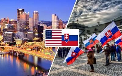 Pittsburgh: Mesto, kde žije najviac Slovákov v USA. Na univerzite sa učia o našej krajine i kultúre