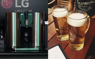 "Pivný ""kávovar"" ti po vložení kapsule pripraví 5 litrov zlatého moku. Koľko trvá celý proces?"