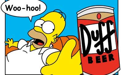 Pivo Duff, najobľúbenejší nápoj Homera Simpsona, oficiálne prichádza aj k nám