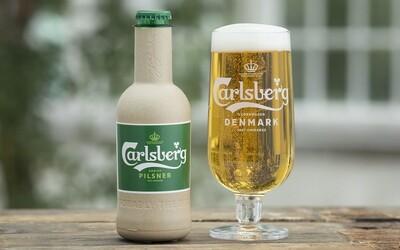 Pivo vo fľaši z recyklovaného papiera? V zahraničí bude realitou, pridajú sa aj ďalší predajcovia nápojov