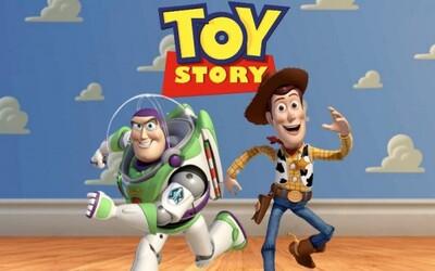 Pixar ohlásil Toy Story 4!