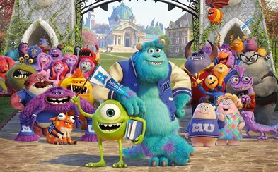 Pixar ohlasuje ďalší originálny animák. Natočí ho režisér Monsters University, no a my už vieme, o čom asi bude