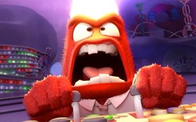 Pixarovka Inside Out ako ďalší revolučný animák, ktorý sa pozrie na pocity v našich hlavách