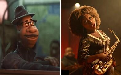 Pixarovku Soul musíš vidieť! Animák láka skvelým trailerom a dokonalými recenziami kritikov