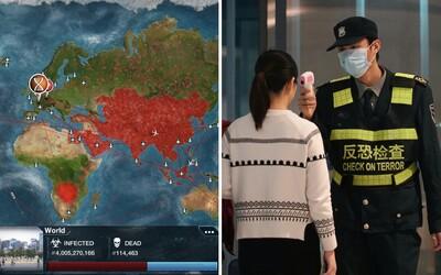 Plague Inc: Evolved – vyzkoušeli jsme, jak se šíří virtuální koronavirus v počítačové hře