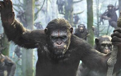 Planéta opíc zažije vojnu. Bude pritom aj Caesar v podaní Andyho Serkisa?
