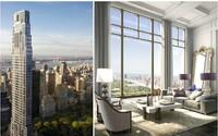 Plánovaná budova v centru New Yorku nabídne nejdražší apartmány v celém městě. Miliardář z Kataru chce hned dva