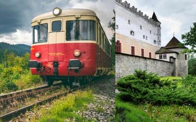 Plánuješ dovolenku či výlet na Slovensku? Týchto 10 miest na strednom Slovensku musíš navštíviť