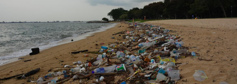 Plastový odpad našli vědci i na nejopuštěnějším místě Země. Nachází se 2700 kilometrů od nejbližší civilizace