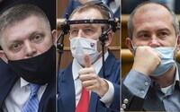 Platy poslancov v roku 2020: Zarábali cez 5 000 €, mzdy im navýšili aj funkcie