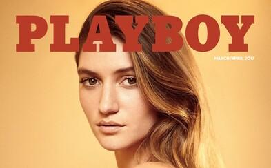 Playboy na svoje stránky vracia nahotu. Vraj bolo chybné ju odstrániť, pretože nikdy nebola problémom