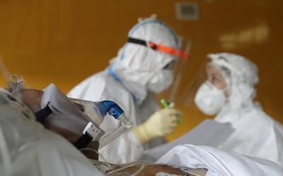 Plíce lékaře, který podlehl koronaviru, byly zcela zničené. Nebýval nemocný, říká jeho manželka