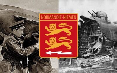 Pluk Normandia-Neman: Najúspešnejší francúzski letci bojujúci v ZSSR, ktorých statočnosť a obete ocenil i samotný Stalin