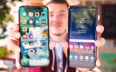 Po 10 letech vyměnil iPhone za mobil s Androidem. Už se k Apple nechce vrátit
