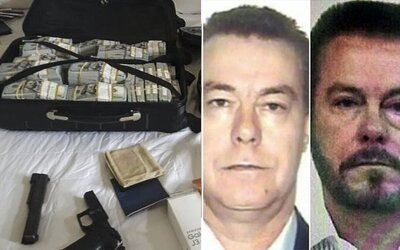 Po 30 letech skrývání zatkla brazilská policie jednoho z největších kokainových králů Jižní Ameriky. Drogový boss si nechal udělat i plastiku