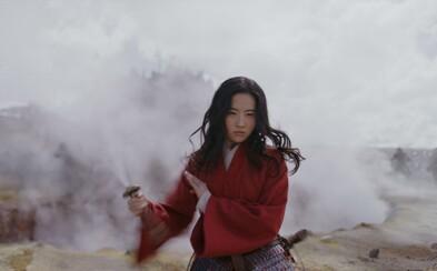 Po Aladinovi a Lvím králi dostává remake i Mulan. V prvním traileru bojuje proti přesile
